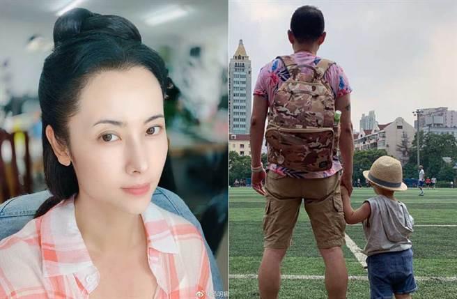 田亮發文爆前妻楊明娜偷腥,遭女方聘律師發聲明駁斥誤導群眾。(取材自微博)