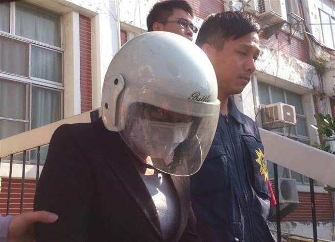越南阮姓人妻打死丈夫後,分屍三塊棄屍被捕。(中時資料照)