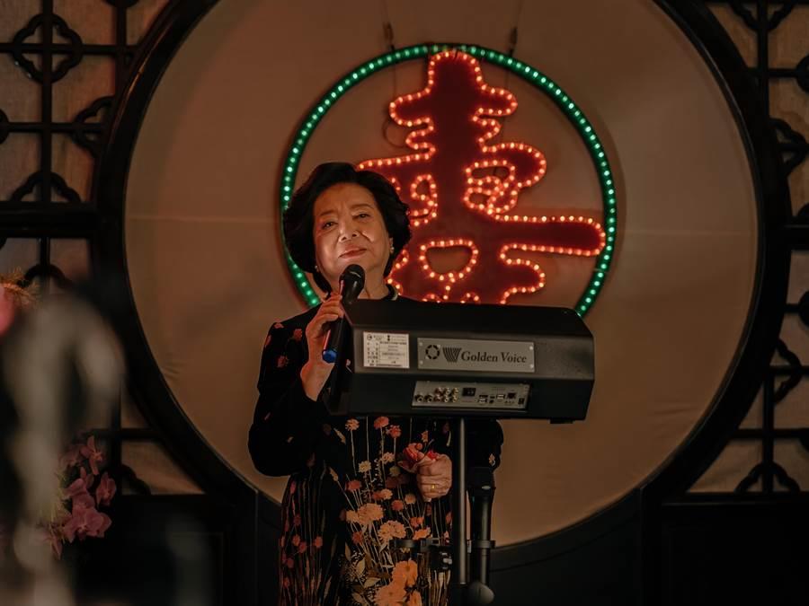 陈淑芳以《孤味》入围本届金马奖最佳女主角。(威视电影提供)
