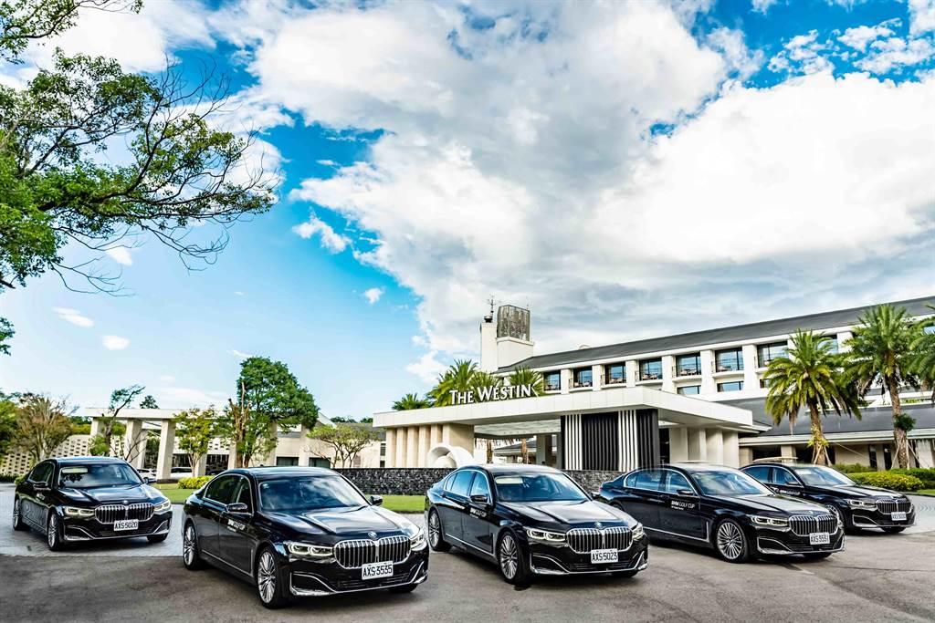 BMW總代理汎德每年皆以國際規格打造賽事,提供參賽者五星級尊榮「桃園大溪笠復威斯汀度假酒店」兩天一夜住宿及BMW 7系列頂級接駁服務。