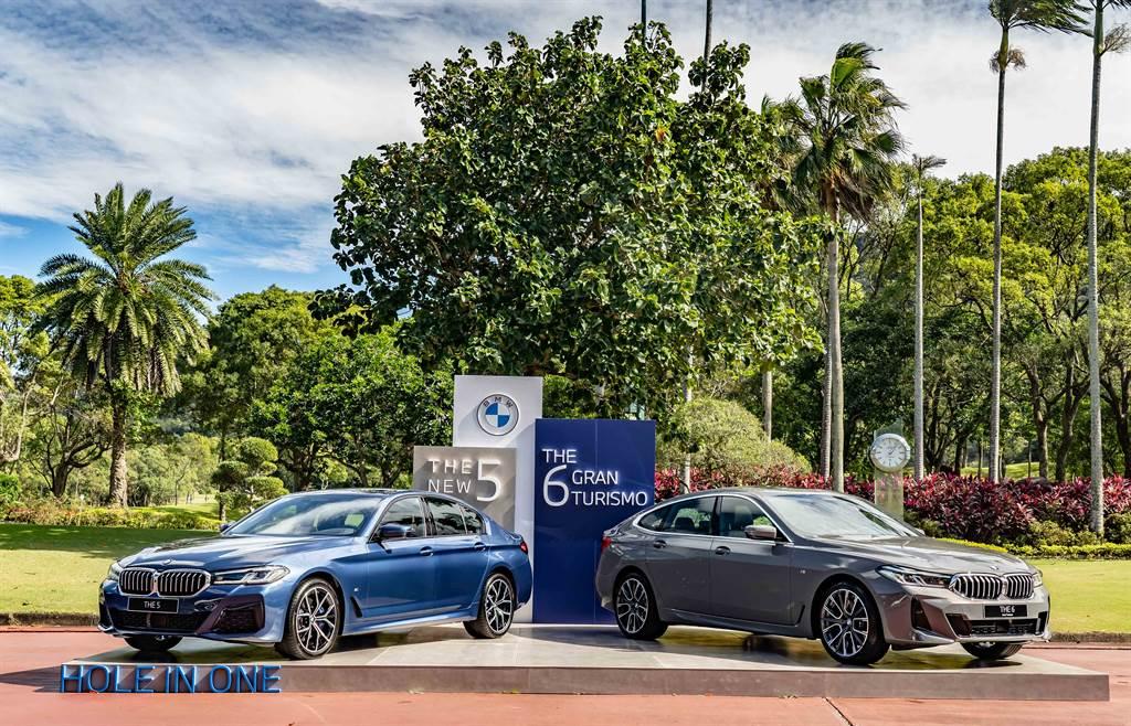 BMW總代理汎德公司提供甫上市的全新BMW 530i M Sport豪華房車乙輛(價值339萬元)做為一桿進洞的幸運大獎,為賽事增添趣味性。