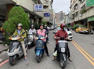 台中老人騎車事故逐年遞增 將強化安全宣導