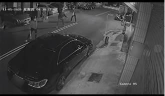 惡漢摸黑砸車 警鎖定三特定對象