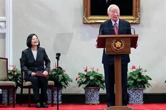 張忠謀擔任APEC領袖代表 蔡英文交付2大任務