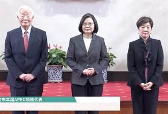 APEC改線上會議 蔡英文盼分享台灣防疫成果
