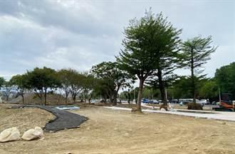 竹縣國際AI智慧園區北側共融式公園 預計明年開放