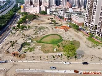 新竹縣國際AI智慧園區北側公園 預計2021年開放