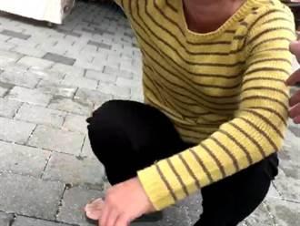 北港女警下班途中遭輾身亡 死者母親哭喊「我的心肝寶貝」
