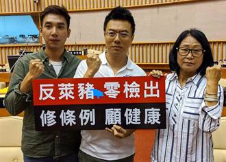 潘孟安施政總報告 議員質疑故意跳過美豬