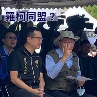 制衡民進黨獨霸濫權! 羅智強喊與柯P結盟挺中天新聞自由