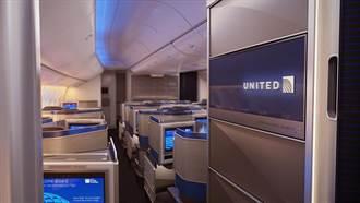 聯合航空3日剛復飛台北 12月起台北-舊金山增為每周5班