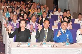 全國各縣市總工會會務聯繫會議 竹市府感謝總工會為保障勞工權益而努力