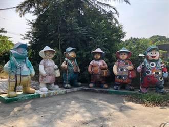 花上千萬元的公共藝術品淪棄子 議員呼籲縣府「別再買了」