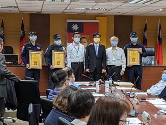 歸國通緝犯未解除居檢 路邊吸毒被逮