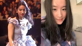 劉亦菲逆轉爆肥崩壞照 只穿內衣自拍「驚見鏡中亮點」
