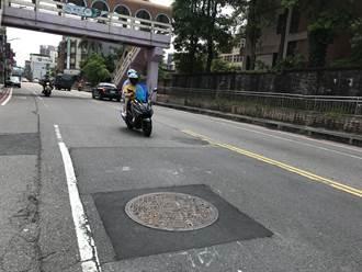 污水工程3度流標 示範道路破爛不堪引民怨