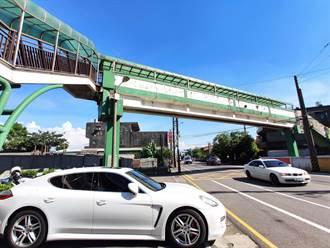 桃園八德茄苳陸橋將拆 20日晚間9時至21日清晨5時全線封閉