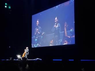 馬友友和阿爆同台演出 對觀眾告白「我愛你」