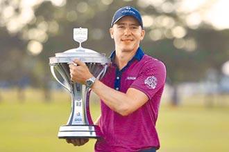 逐退球王 歐提茲奪PGA生涯首冠