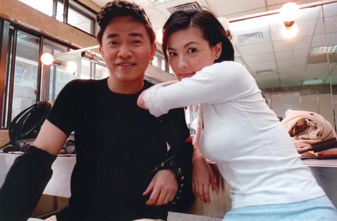 陳孝萱與吳宗憲的戀情當年轟轟烈烈。(圖/中時資料照)