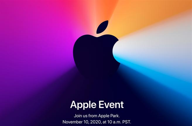 蘋果預計在 11 月 11 日舉行今年第三場發表會。(摘自蘋果官網)