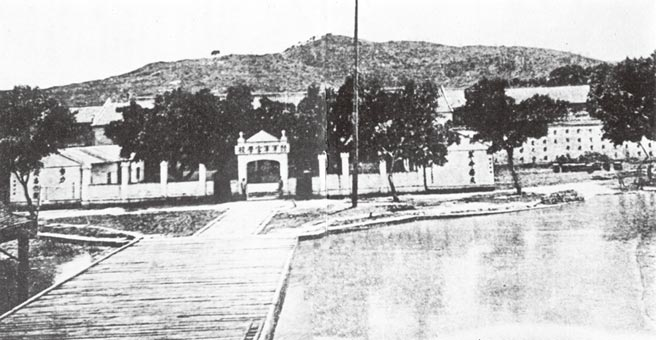 黃埔軍校。(中時報系檔案照片)