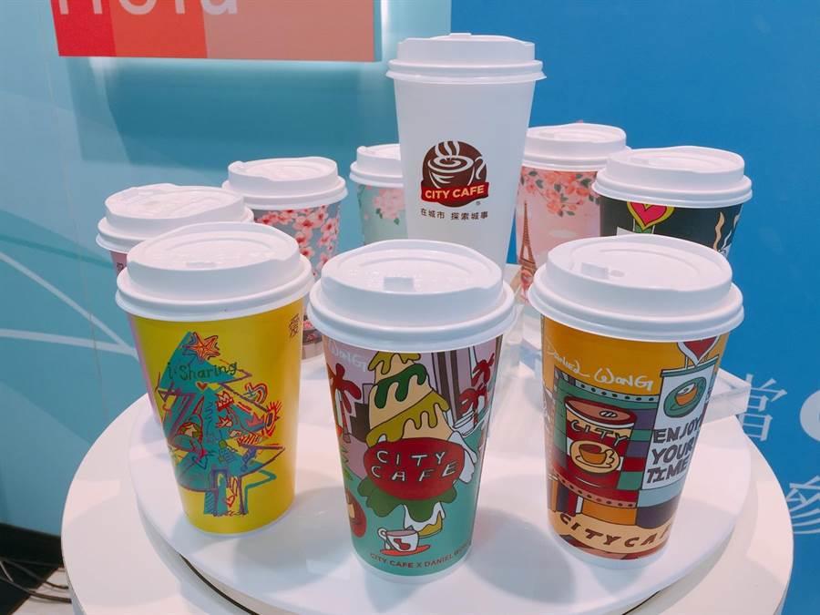 7-ELEVEn今(10日)搶先推出雙11咖啡優惠,限時三天買11杯送11杯。(資料照/7-11提供)