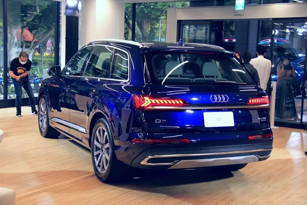 RS Q8領軍抵台!Audi Q系列休旅家族全員到齊!e-tron Sportback同場加映!