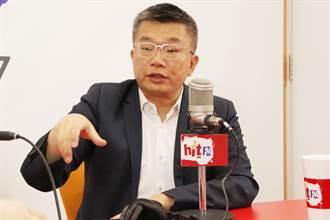 挑戰盧秀燕 蔡其昌首度表態:將宣布參選台中市長
