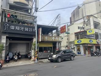 龍潭巷口設號誌導致車輛回堵 交通局找解方
