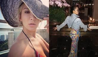 李玟搭「我是從新加坡來的」熱舞 遭陸網逼問國籍:我中國香港人