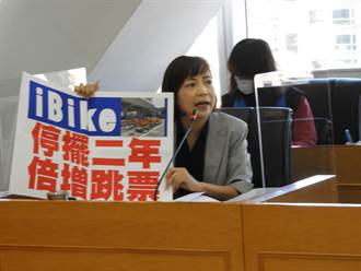 iBike站近兩年停擺未建置 市議員抨擊跳票要求加快腳步