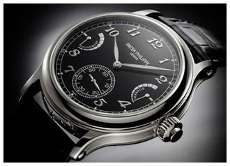 百達翡麗首支以大自鳴為主的腕表  6301P-001腕表樂音繞樑  一日不絕