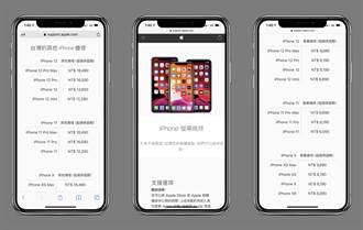 iPhone 12 Pro Max/mini維修價出爐 手滑代價差很大