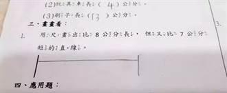 小二數學考「不存在線」網全崩潰 神人曝專業詳解