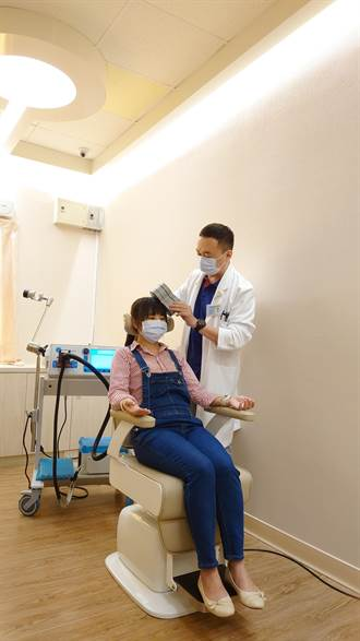 顱磁刺激治療 改善藥效不佳憂鬱患者