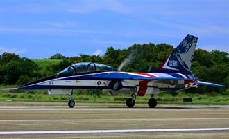 勇鷹高教機增試飛時段 國防部持續爭取