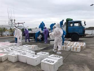 渔船走私「蟹」了底 2000公斤大闸蟹偷渡 市价逾500万
