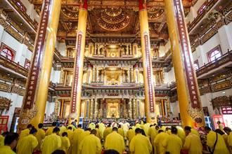 集善念為台灣祈福 武德宮財神廟籌辦護國祈安法會