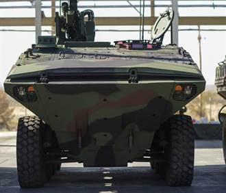 美軍陸戰隊取得新型兩棲車SuperAV 將取代AAV-7