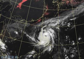 中颱梵高外圍環流來襲 明起東北雨勢擴大連雨三天