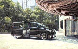 Lexus LM 上市狂銷1,500輛
