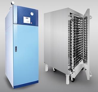 莊鼎實業專業製造 貫流式蒸氣鍋爐及壓力容器