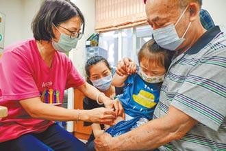 學齡前幼兒 首打族僅18%接種 疾管署急催
