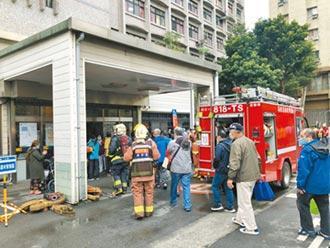台北醫院多事之秋 手術室竄火