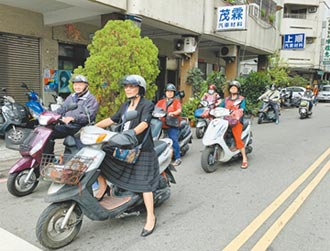 台中交通事故 高齡肇事者增