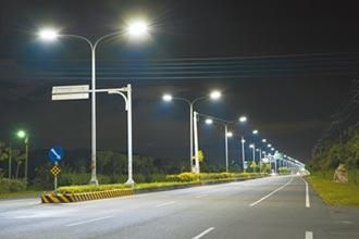 裝路燈監視器 南市將動用二備金1.3億