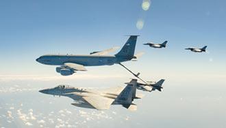 美智庫報告 空軍不足以應對中俄