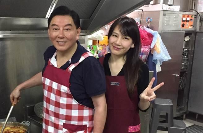 高國華曾說與陳子璇在一起,是他人生30年來最快樂的事。(本報系資料照)