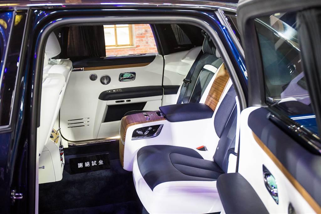 十年磨一劍 Rolls-Royce Ghost在台發表